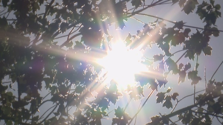 Heat Emergency Plan declared for DC to start the week off
