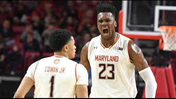 After a one-year hiatus, Maryland is dancing once again