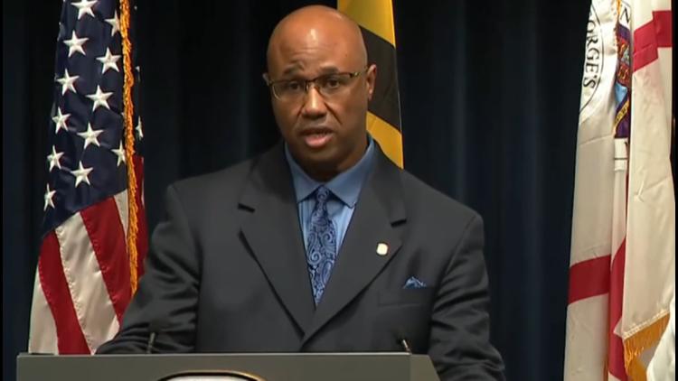 Dallas Deputy Chief Malik Aziz named new police chief of Prince George's County