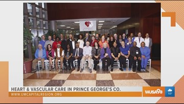 UM Capital Region Health is improving the quality of cardiovascular care in Prince George's County
