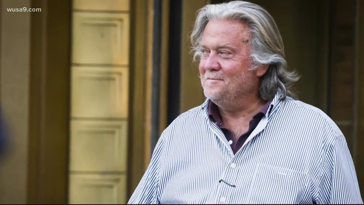 House Select Committee investigating Jan. 6 will hold Steve Bannon in criminal contempt