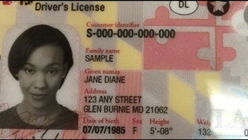 VERIFY: Yes, if your Maryland license is recalled, your current driver's license card is invalid