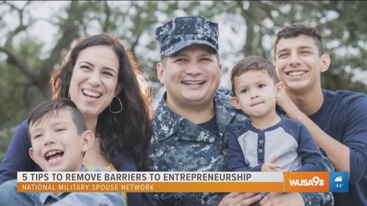 5 tips for Military Spouses to become entrepreneurs