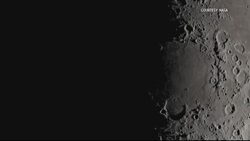 Apollo 11 Landing Sight: In Clear View