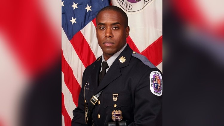 Detective Jacai Colson was killed by friendly fire during an attack outside a police station in 2016.