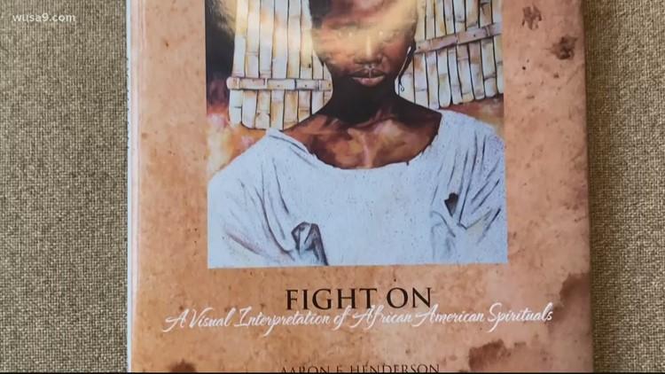 Artists interpret African-American spirituals in new book
