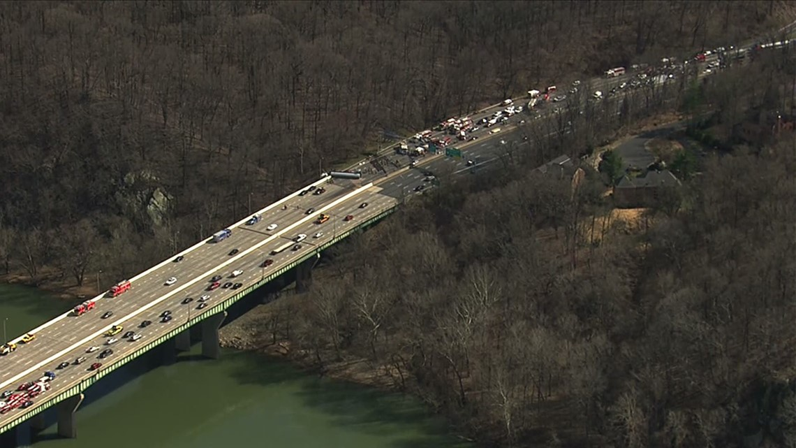 'We are distressed' | New American Legion Bridge will amplify traffic, experts say