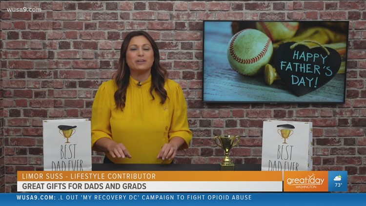 Last minute Father's Day gift ideas from Limor Suss