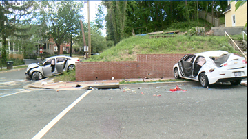 DC promises stop signs and speed bumps after crash kills man, injures five others