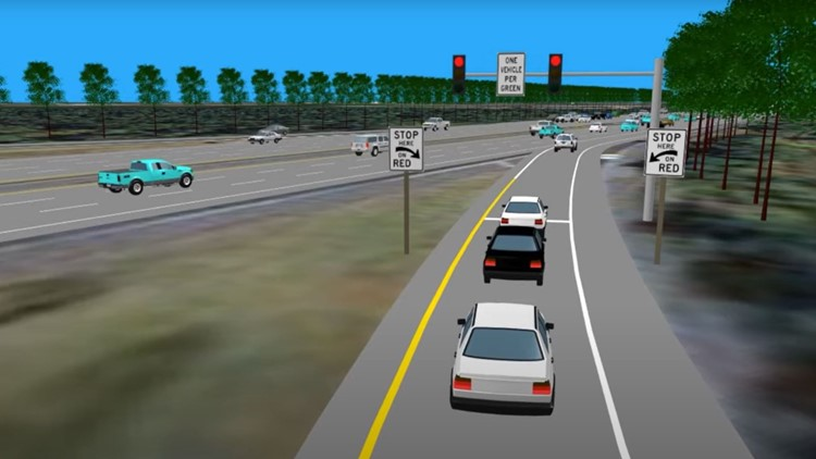 I-270 ramp meter testing begins as Maryland congestion management project