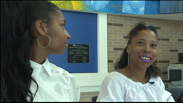 'She is the strongest person I know' | Ballou High school senior celebrates mom