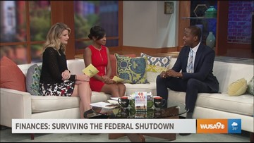 Can your finances keep you afloat during this federal shutdown?