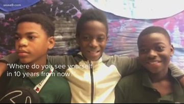 11-year-old shot and killed in SE DC dreamed of playing in the NFL