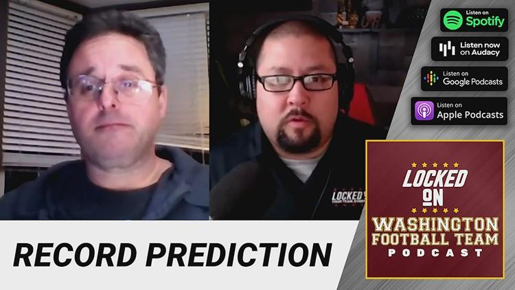 Predicting how the Washington Football Team fair against its 2021 schedule