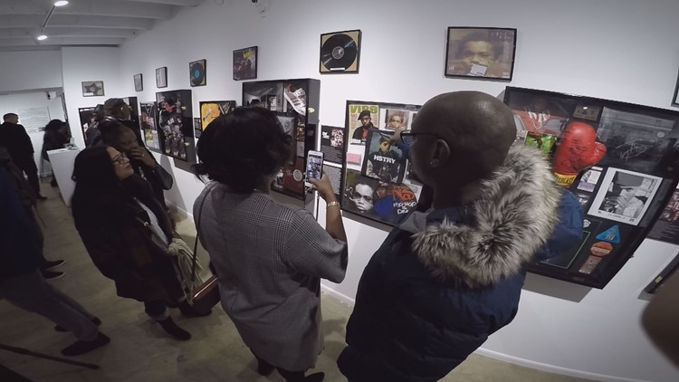 'It's about cultural legacy' | 'Hip-Hop Museum' debuts in DC