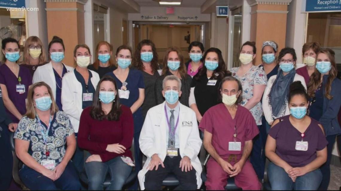 Virginia NICU team nationally recognized | Get Uplifted