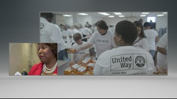 IMPACT: United Way works to help feed children
