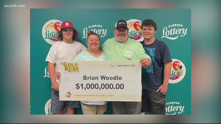 Florida man's dream comes true twice   Get Uplifted