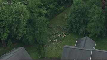 NWS confirms EF-1 tornado touched down in Columbia, Md.