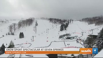 The Snow Sport Spectacular at Seven Springs