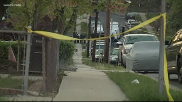 Police are investigating early morning double homicide in Md.