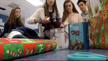 Fairfax County high school students put politics aside for greater good of community
