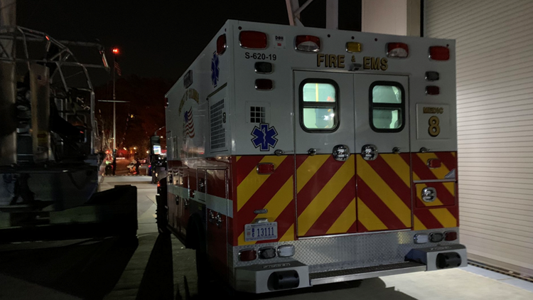 8 hospitalized after carbon monoxide leak during DC holiday boat parade, fire officials say