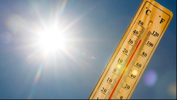 Organizers cancel several DMV events due to heatwave