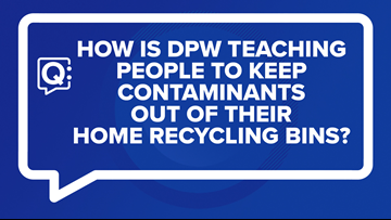 'Oops' they did it again: DC recycling program lets residents know when they contaminate their recycling #TheQandA