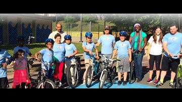 Local bike mechanic builds a nonprofit to help kids