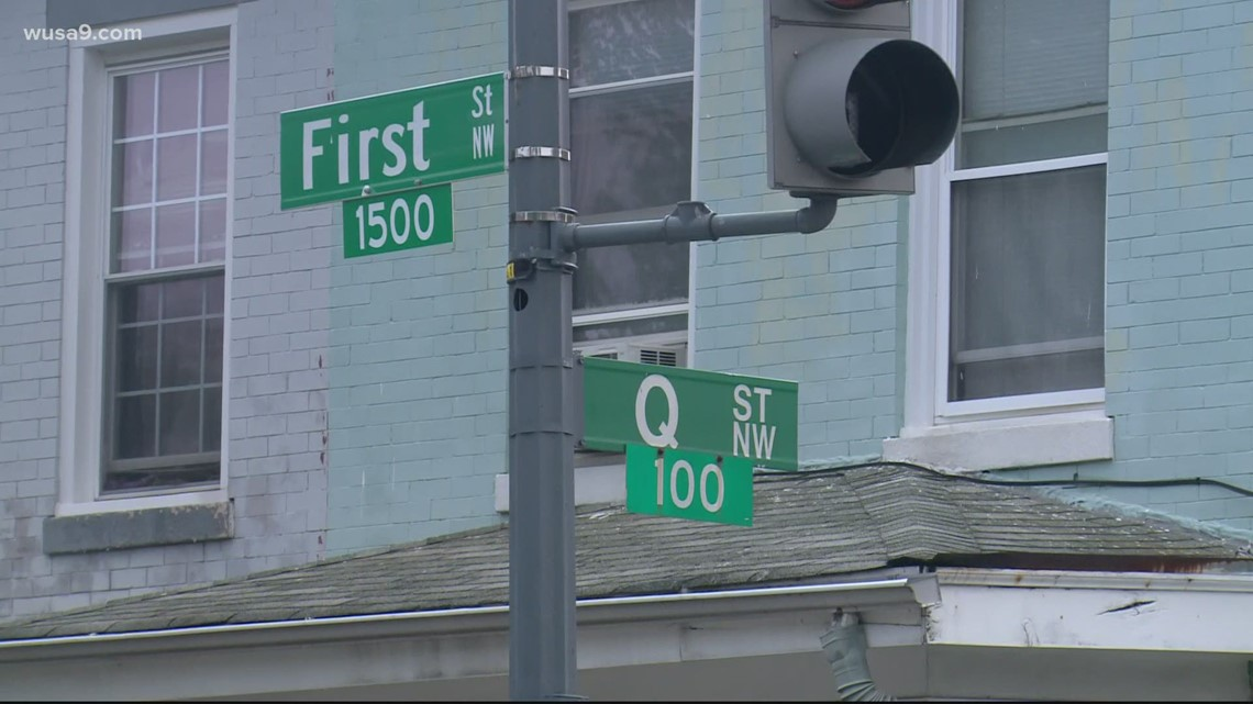 Shaw neighborhood reacts to weekend DC shooting at Q and First streets