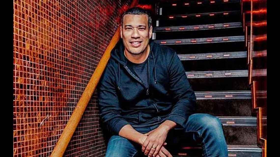 Comedian-actor Michael Yo shares his emotional story of COVID-19 recovery