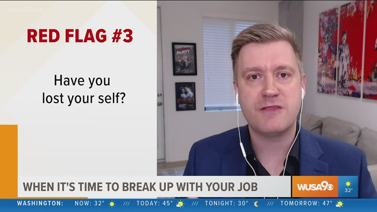 Do you know when it's time to break up with your job?