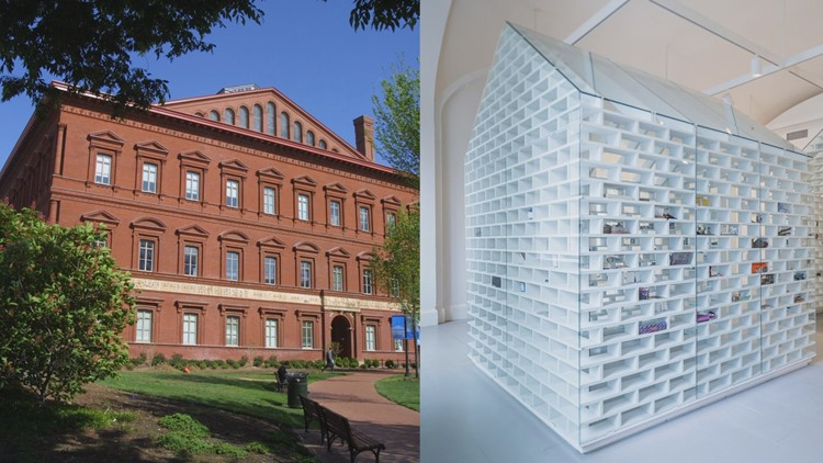 National Building Museum reopens with new exhibit honoring gun violence victims