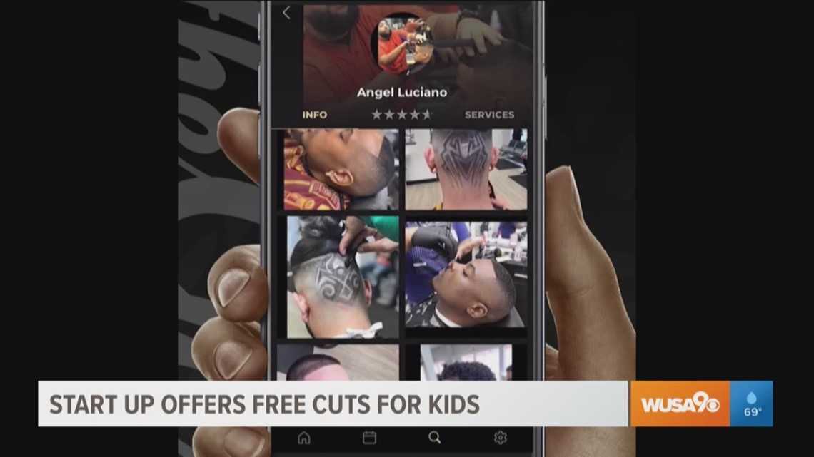Get a fresh haircut anywhere in the U.S.A. with this new app
