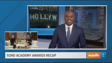 A recap of the 92nd Annual Academy Awards with ET's Kevin Frazier