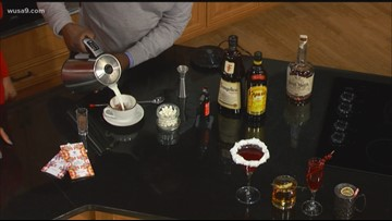 Thinking about hosting a holiday party? Well here are some crowd pleasing cocktails
