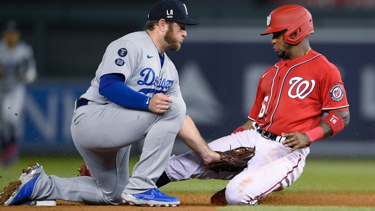 No Luck With LA | Dodgers complete season sweep of Washington Nationals