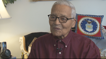100-year-old Tuskegee Airman promoted to Brigadier General