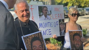 Family of unarmed man killed by U.S. Park Police protests chief's promotion