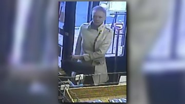 DC police say this woman tried to kidnap a child in Georgetown. Have you seen her?