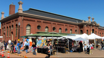 DC farmers markets no longer essential business, need waiver to operate