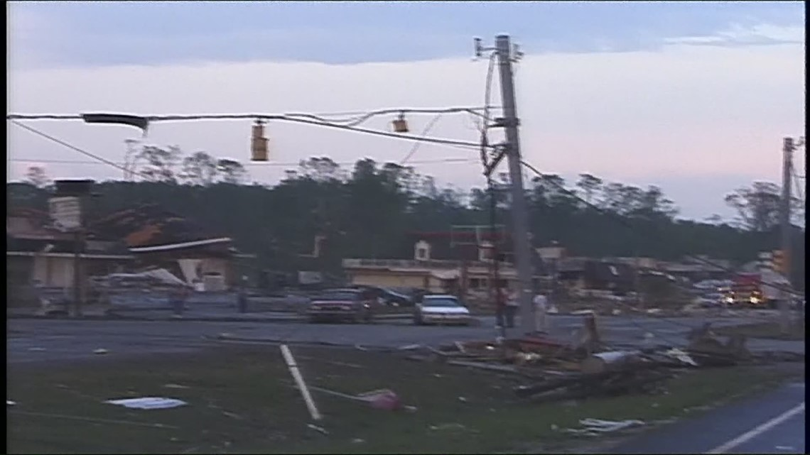 Ef 5 Tornado Hits La Plata Maryland On April 28 2002