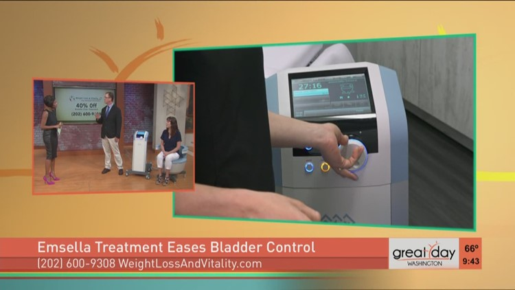 Ease The Bladder Control Issues With Emsella Wusa9 Com