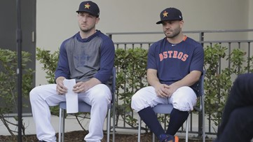 Astros want to move on; Rest of MLB not ready to forgive and forget
