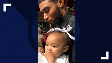 Donations pouring in for daughter of murdered athlete and MBA student Tyamonee Johnson