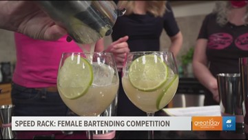 Women's History Month: Bartending competition highlights women in the spirits industry