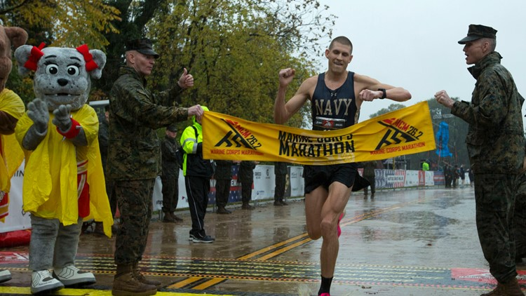 In-person Marine Corps Marathon canceled once again in 2021