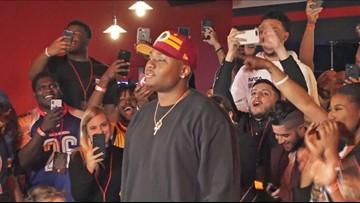 Redskins draft Maryland native Dwayne Haskins