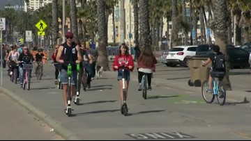 E-Scooters Safety Concerns